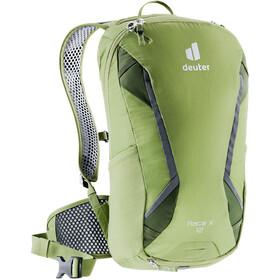 deuter Race X Backpack 12l, pistachio/pine